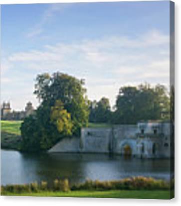 Blenheim Palace Canvas Print by Joe Winkler