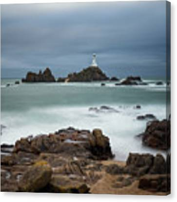 Corbiere Lighthouse Canvas Print by James Billings