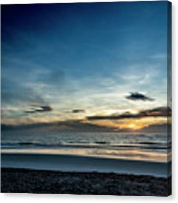 Day Breaker Canvas Print by Eric Christopher Jackson