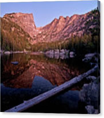 Dream Lake Canvas Print by Gary Lengyel