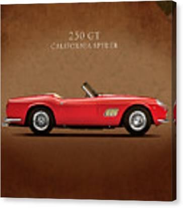 Ferrari 250 Gt 1960 Canvas Print