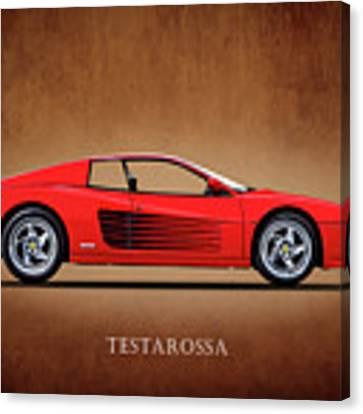 Ferrari Testarossa Canvas Print