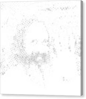 Godmaster Greetz Canvas Print by Robert Thalmeier