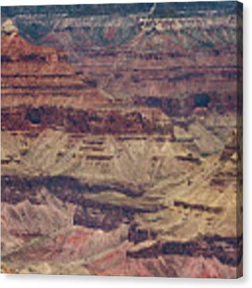 Grand Canyon Orphan Mine Canvas Print by Susan Rissi Tregoning