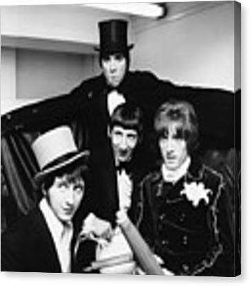 The Who - Halloween 1960's Canvas Print by Chris Walter