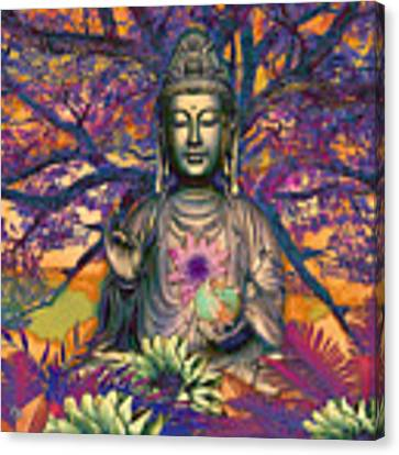 Healing Nature Canvas Print by Christopher Beikmann