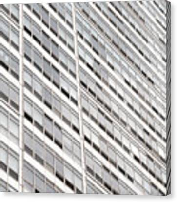 Highrise Canvas Print by Nancy Ingersoll