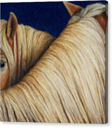 I've Got Your Back Canvas Print by Pat Erickson