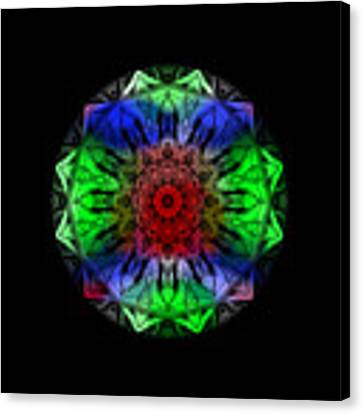 Kaleidoscope Canvas Print by Deleas Kilgore