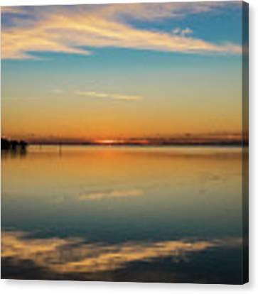 Key West Sunrise 46 Canvas Print by Bob Slitzan
