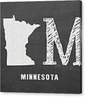 Mn Home Canvas Print by Nancy Ingersoll