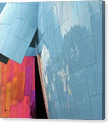 Mopop Reflections Canvas Print by Rick Locke