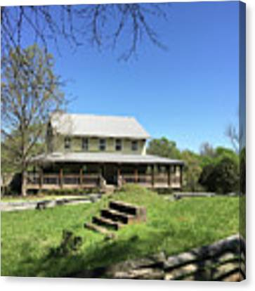 Musgrove Mill Sc State Historic Site Canvas Print by Kelly Hazel