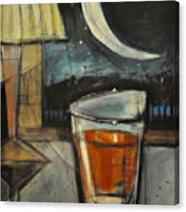 Nightcap Canvas Print