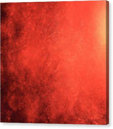 One Verse - Triptych 1 Of 3 Canvas Print by Jaison Cianelli