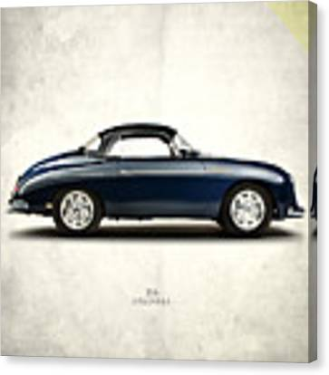 Porsche 356a 1958 Canvas Print