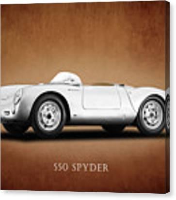 Porsche 550 Canvas Print