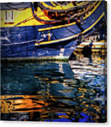 Reflections Canvas Print by Samuel M Purvis III