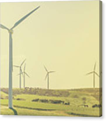 Rustic Renewables Canvas Print by Jorgo Photography - Wall Art Gallery
