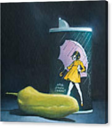 Salt And Pepper Canvas Print by Joe Winkler