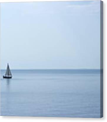 Serenity Canvas Print by Helga Novelli