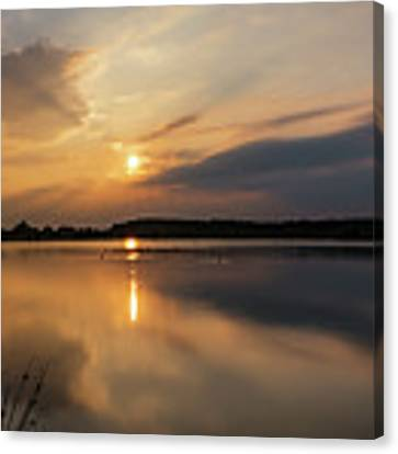 Serenity Canvas Print by Nick Bywater