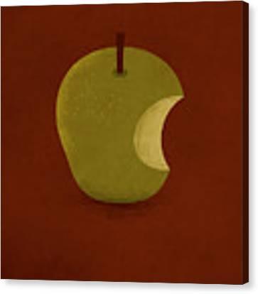 Snow White Canvas Print by Christian Jackson