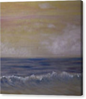 Summer Dreams In Color Canvas Print by Judy Hall-Folde