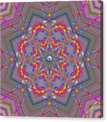 Teddy Bear Tears 409k8 Canvas Print by Brian Gryphon