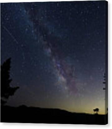 The Milky Way 1 Canvas Print by Jim Thompson
