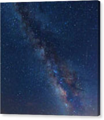 The Milky Way 2 Canvas Print by Jim Thompson