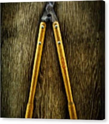 Tools On Wood 34 Canvas Print
