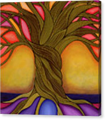 Tree Of Life Canvas Print by Carla Bank