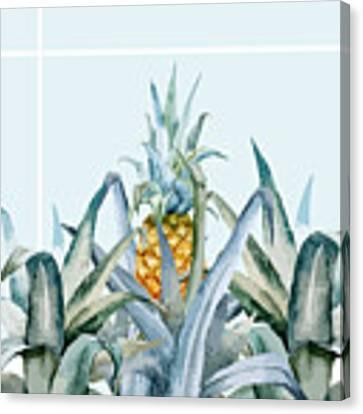 Tropical Feeling  Canvas Print