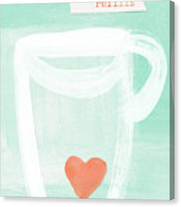 Unlimited Refills- Art By Linda Woods Canvas Print