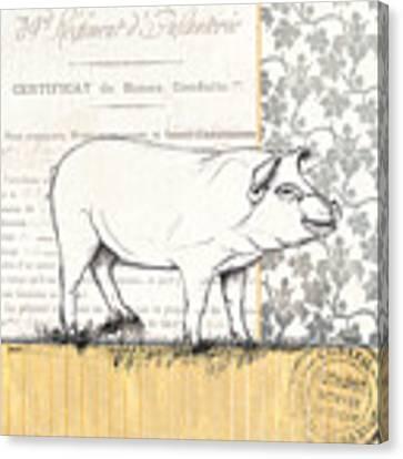 Vintage Farm 2 Canvas Print