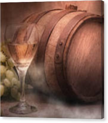 Vintage Wine Canvas Print