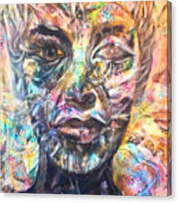 Wa En Re Canvas Print by Robert Thalmeier