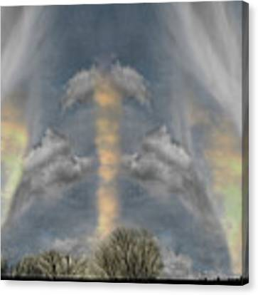 Where Spirits Dwell Canvas Print by Wayne King