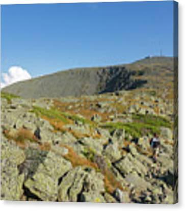 Mount Washington - New Hampshire, White Mountains Canvas Print by Erin Paul Donovan