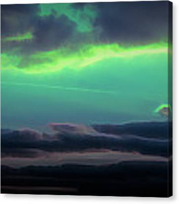 Another World Canvas Print by Scott Lyons