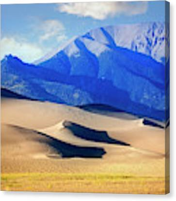 Colorado Dunes Canvas Print by Scott Kemper
