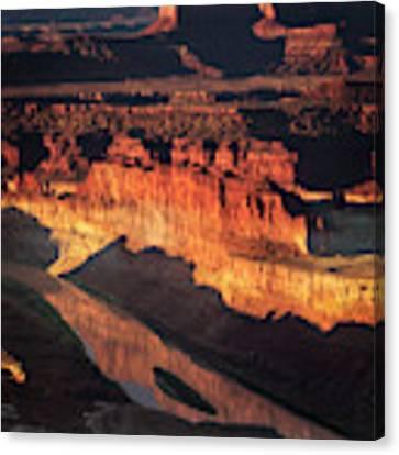 Colorado River Flow Canvas Print by Scott Kemper