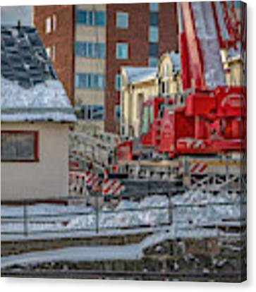Comming Home 0 #i3 Canvas Print by Leif Sohlman