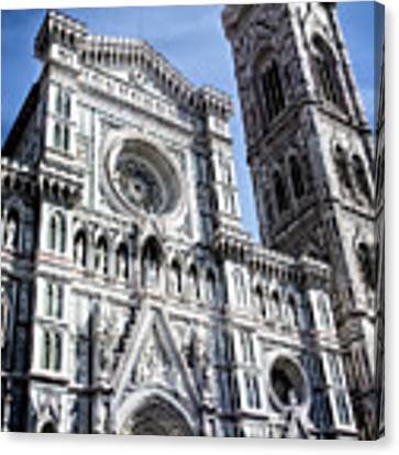Florence Duomo Canvas Print by Scott Kemper