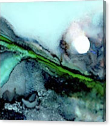 Moondance II Canvas Print by Kathryn Riley Parker