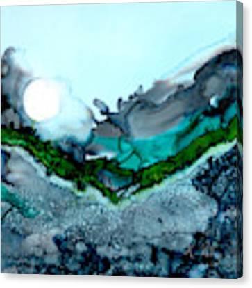 Moondance IIi Canvas Print by Kathryn Riley Parker