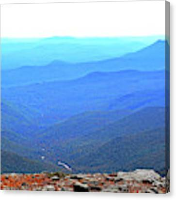 New Hampshire High Point Canvas Print by Patti Whitten