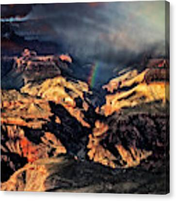 Passing Storm Canvas Print by Scott Kemper