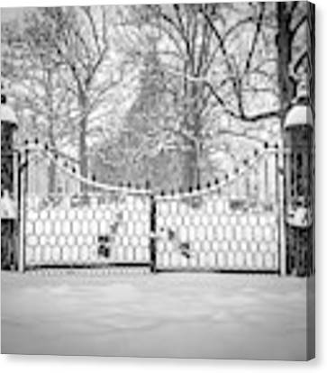 The North Gates Canvas Print by Kendall McKernon